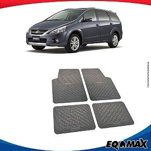 Tapete Borracha Eqmax Mitsubishi Grandis