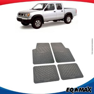 Tapete Borracha Eqmax Nissan Antiga Frontier