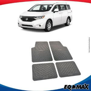 Tapete Borracha Eqmax Nissan Quest