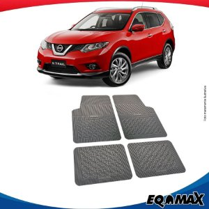 Tapete Borracha Eqmax Nissan X-trail