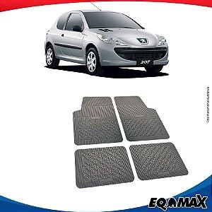 Tapete Borracha Eqmax Peugeot 207