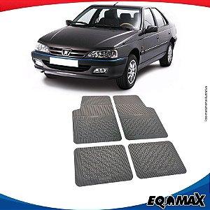 Tapete Borracha Eqmax Peugeot 405
