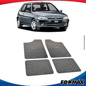 Tapete Borracha Eqmax Peugeot 106