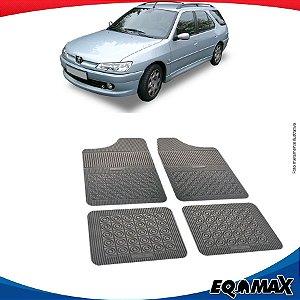 Tapete Borracha Eqmax Peugeot 306 SW