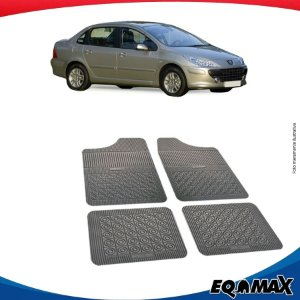 Tapete Borracha Eqmax Peugeot 307 Sedan