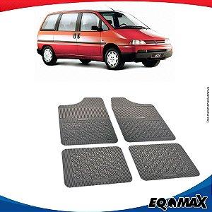 Tapete Borracha Eqmax Peugeot 806