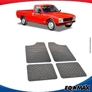 Tapete Borracha Eqmax Peugeot 504