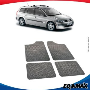 Tapete Borracha Eqmax Renault Megane Grand Tour