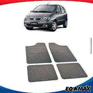 Tapete Borracha Eqmax Renault Scenic