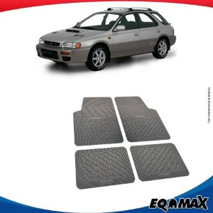 Tapete Borracha Eqmax Subaru Impreza Wagon