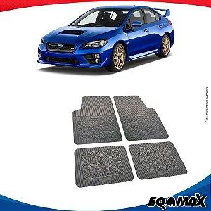 Tapete Borracha Eqmax Subaru Impreza WRX