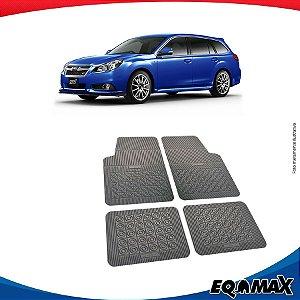 Tapete Borracha Eqmax Subaru Novo Legacy Wagon