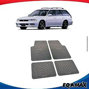 Tapete Borracha Eqmax Subaru Legacy Wagon