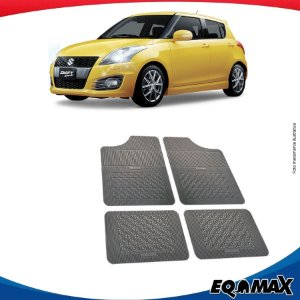 Tapete Borracha Eqmax Suzuki Swift