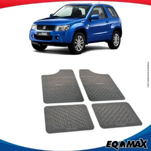 Tapete Borracha Eqmax Suzuki Novo Grand Vitara