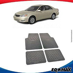 Tapete Borracha Eqmax Toyota Camry