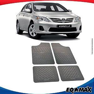Tapete Borracha Eqmax Toyota Novo Corolla