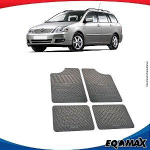 Tapete Borracha Eqmax Toyota Corolla Fielder