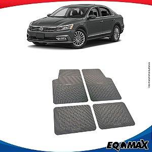 Tapete Borracha Eqmax Volkswagen Passat Importado