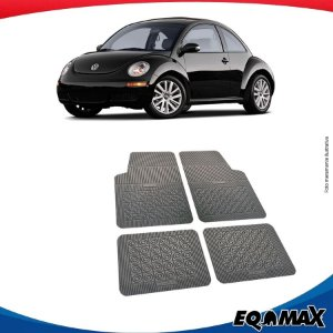 Tapete Borracha Eqmax Volkswagen New Beetle