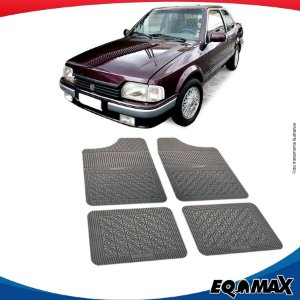 Tapete Borracha Eqmax Volkswagen Apollo