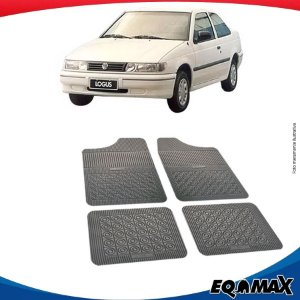 Tapete Borracha Eqmax Volkswagen Logus