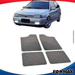 Tapete Borracha Eqmax Volkswagen Parati G2