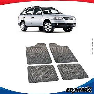 Tapete Borracha Eqmax Volkswagen Parati G4