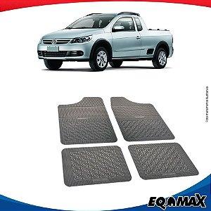 Tapete Borracha Eqmax Volkswagen Saveiro G5