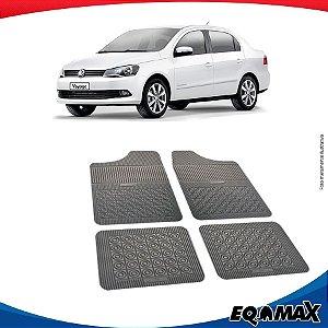 Tapete Borracha Eqmax Volkswagen Voyage G6