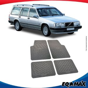 Tapete Borracha Eqmax Volvo 940