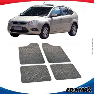 Tapete Borracha Eqmax Ford Focus Hatch 09/13