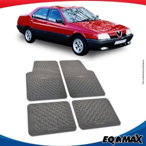 Tapete Borracha Eqmax Alfa Romeo 164