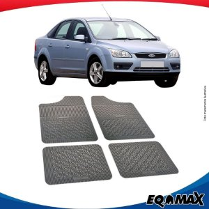 Tapete Borracha Eqmax Ford Focus Sedan 00/08