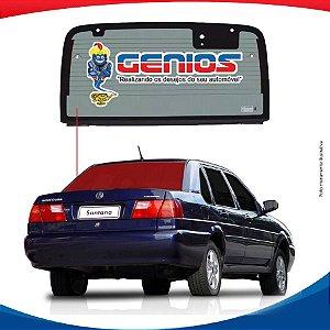 Vigia Térmico Volkswagen Santana 99/... Vidro Traseiro