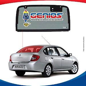 Vigia Térmico Renault Clio Sedan 4 Pts 09/12 Vidro Traseiro