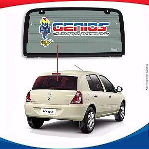 Vigia Térmico Renault Clio Hatch 13/... Vidro Traseiro