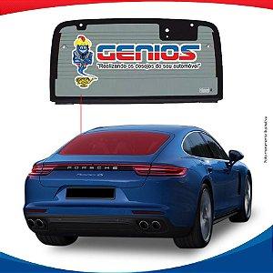 Vigia Térmico Porsche Panamera Vidro Traseiro
