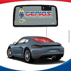 Vigia Térmico Porsche Cayenne 11/16 Vidro Traseiro