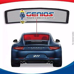 Vigia Térmico Porsche 911 Carrera Vidro Traseiro