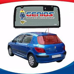 Vigia Térmico Peugeot 307 Hatch Vidro Traseiro