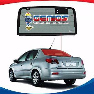 Vigia Térmico Peugeot 207 Sedan Passion Vidro Traseiro