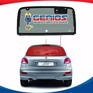 Vigia Térmico Peugeot 207 Hatch Com Furo