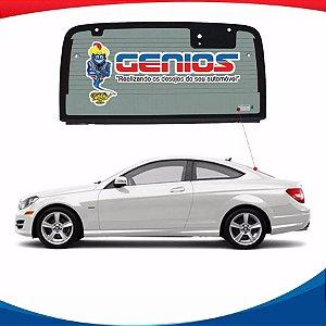 Vigia Térmico Mercedes C180 Coupe 10/16 Vidro Traseiro