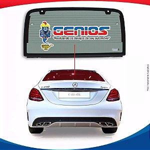 Vigia Térmico Mercedes C450 Sedan 11/16 Vidro Traseiro