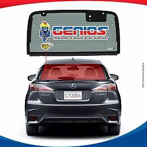 Vigia Térmico Lexus Ct 200h 14/... Vidro Traseiro