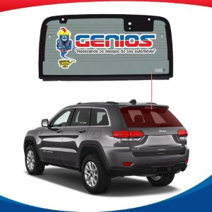 Vigia Térmico Jeep Gran Cherokee Laredo 12/.. Vidro Traseiro