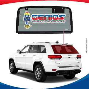 Vigia Térmico Jeep Gran Cherokee 15/... Vidro Traseiro
