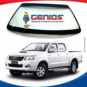 Parabrisa Toyota Hilux Pickup 11/15 Vidro Dianteiro Sem Sensor