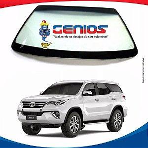 Parabrisa Toyota Hilux Sw4 16/17 Vidro Dianteiro Com Antena Pilkington